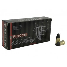 CARTRIDGE FIOCCHI 455 Webley 262gr