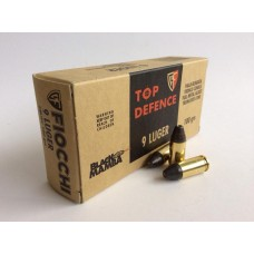 CARTRIDGE FIOCCHI 9X19 Black Mamba FMJTC 100gr