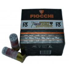 SHOTSHELL FIOCCHI F3 12/70/16 - 6, 32g, IPSC