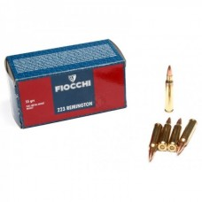 CARTRIDGE FIOCCHI .223REM FMJ 55gr