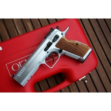Tanfoglio Stock III Chromed, Cal. 9x19
