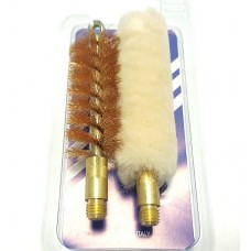 Megaline Blister pack of 2 brushes Cal. 12