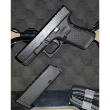 Self defence handguns
