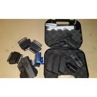 Pistol Glock 17 Gen4, cal. 9x19, Used