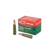 CARTRIDGE BARNAUL 7.62X39 SP 125gr