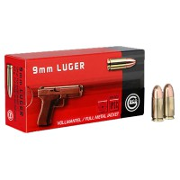 CARTRIDGE Geco 9x19 Luger FMJ 154gr
