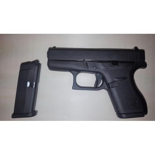 Glock 42, Cal  380 AUTO, Used