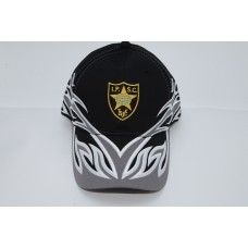 IPSC Flamed Cap