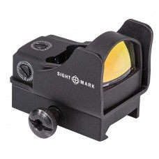 Sightmark Mini Shot Pro Spec w/Riser Mount - Green Dot