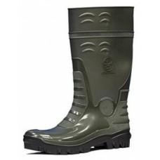 PVC Boots, Green