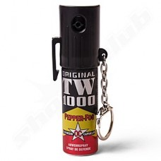 TW 1000 Pepper-Fog Top-Hit Lady Mini w. Key Holder, 15ml