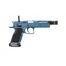 NEW Tanfoglio DOMINA TEAL BLUE cal. 9x19 & cal. 38 S.A.