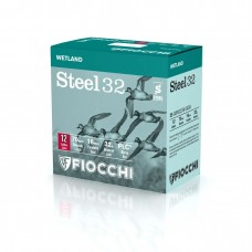 SHOTSHELL FIOCCHI STEEL SHOT 12/70/16 - 3.3mm, 32g