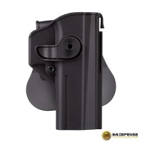 Retention Roto Polymer Holster for CZ P-09