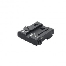 LPA Single Adjustable Rear sights for Glock