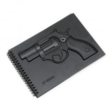 3D Revolver Notebook