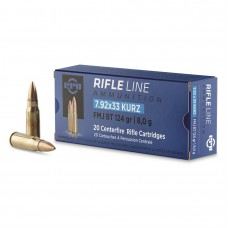 CARTRIDGE PPU 7.92 x 33 Short