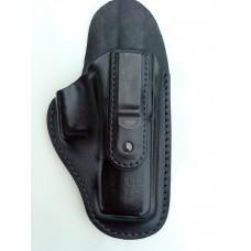 Glock 43 / 42 Genuine Leather IWB Holster