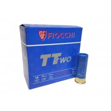 SHOTSHELL FIOCCHI TT TWO 12/70/12 - 7.5, 28g