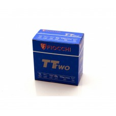 SHOTSHELL FIOCCHI TT TWO 12/70/12 - 7.5, 24g
