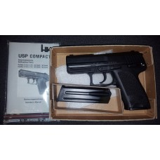 Heckler Koch USP Compact Cal. 9x19 Used